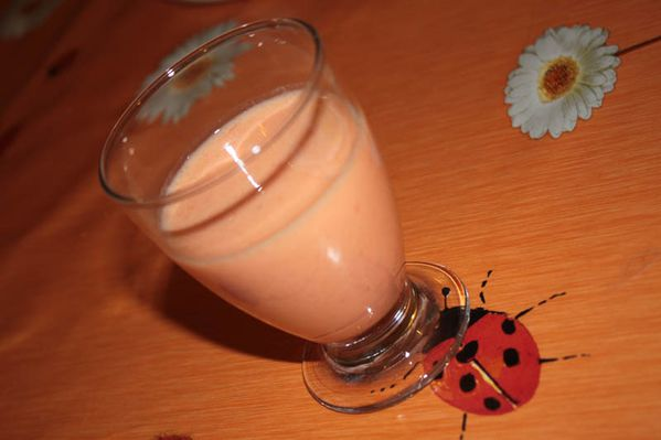 Smoothie bonne mine