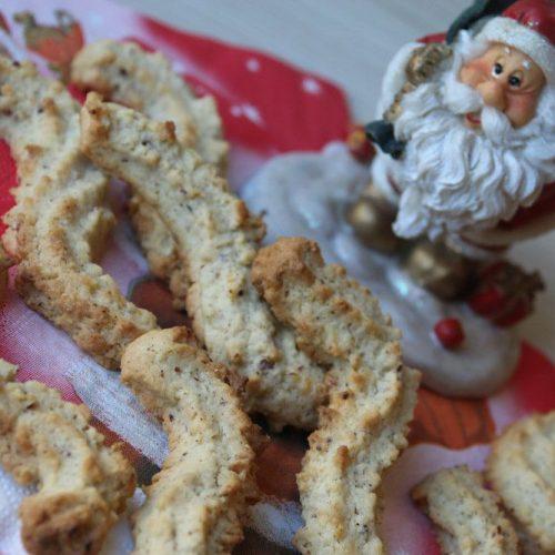 pritzbredele à la noisette (Bredeles de Noël)