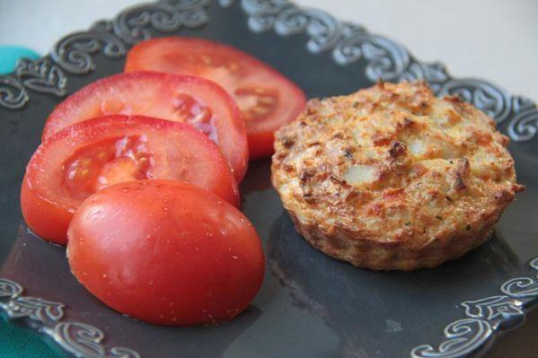 Steak de Surimi (Extra Chef Tupperware)