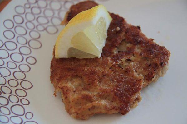 Wiener Schnitzel (escalopes viennoises)