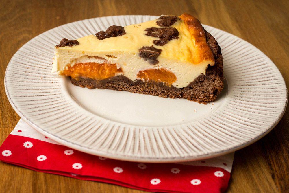 Zupfkuchen aux abricots et chocolat