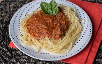 Sauce bolognaise (au Thermomix ou sans)