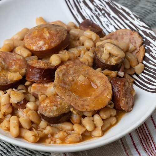 Cassoulet (au Cookeo)