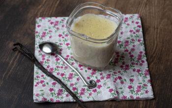 Crèmes à la vanille (au Thermomix) 1