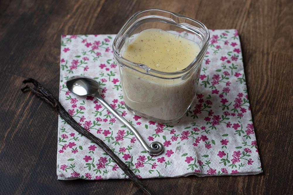 Crèmes à la vanille (au Thermomix)