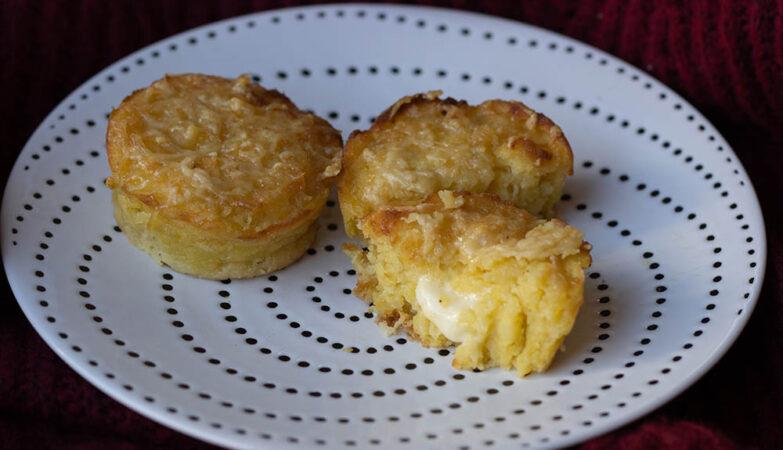 Muffins pommes de terre coulant au fromage comment recycler un reste de fromage à raclette