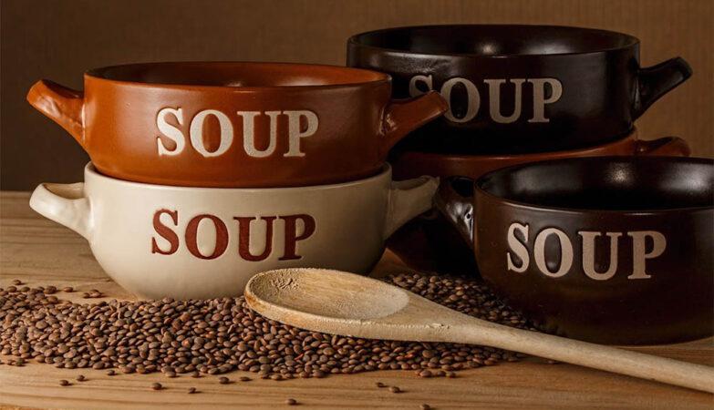 Index de mes recettes de soupes et veloutés