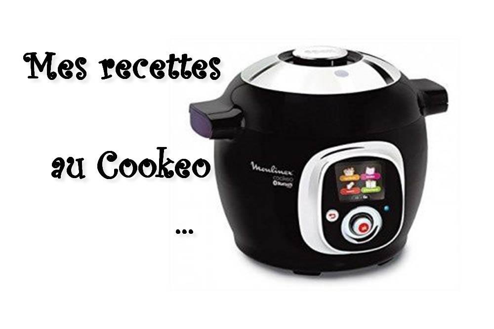 Mes recettes au Cookeo (index de Recettes)