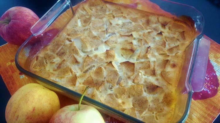 kakou aux pommes