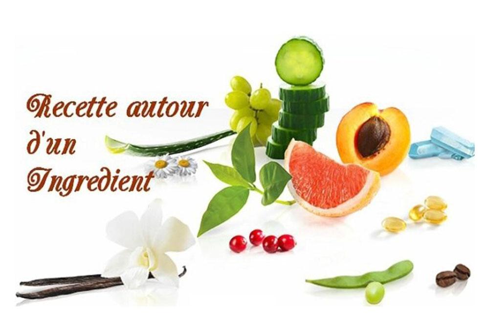 Récap recettes autour d'un ingrédient #69 / Les fruits exotiques