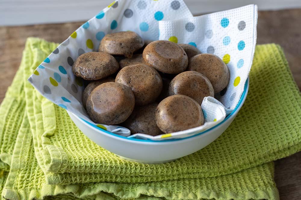 Bouchées apéritives aux olives (recette Tupperware)