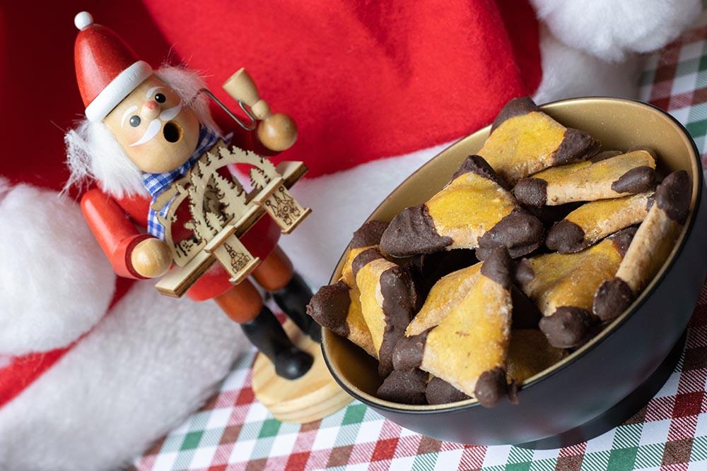Bredeles Amandes et Chocolat (Bredeles 2020)