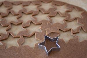 Étoiles à la cannelle (recette de Christophe Felder)