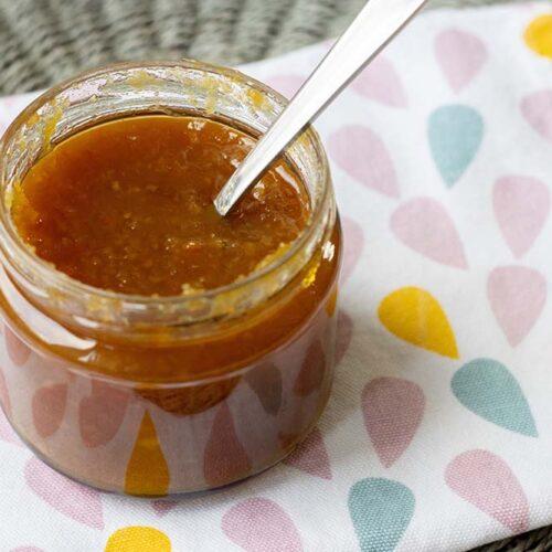 Marmelade d'oranges (au Thermomix ou sans)