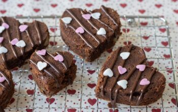 Brownies Saint Valentin
