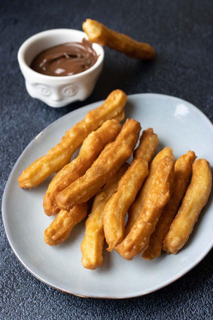 Churros espagnols - recette facile et rapide