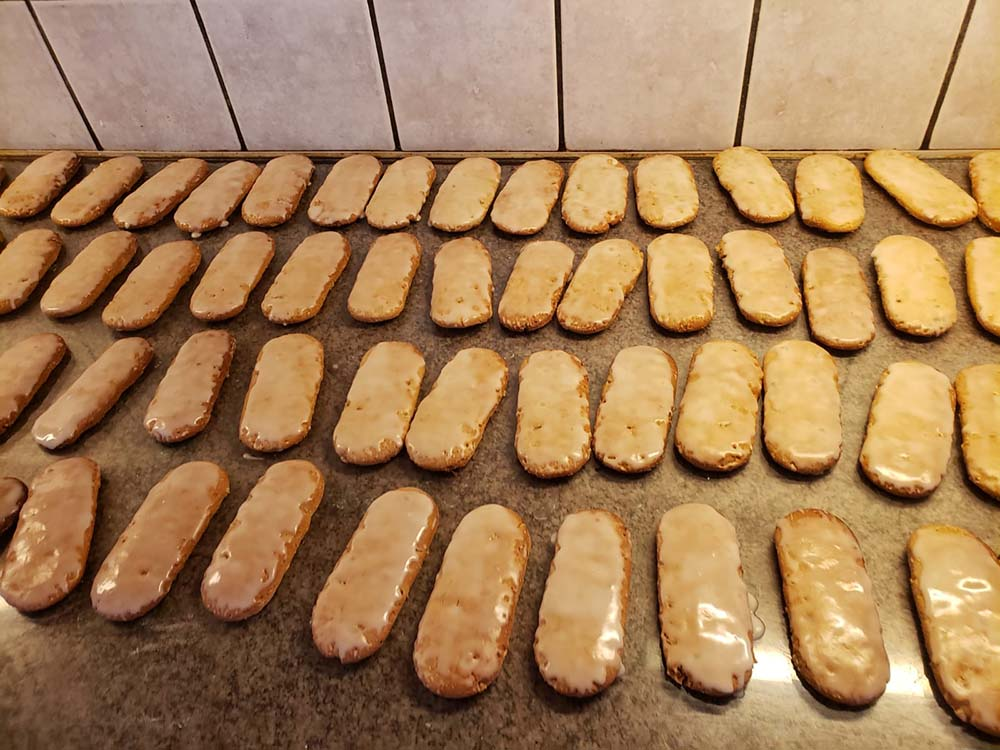 pains d'épices à l'alsacienne