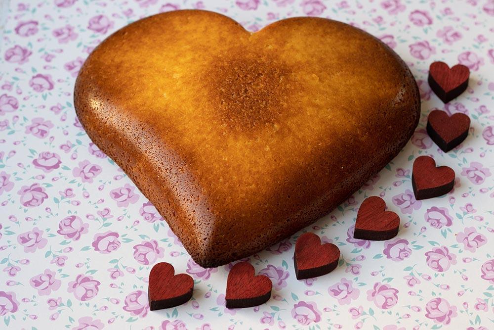 Le Saint Valentin (recette Tupperware)