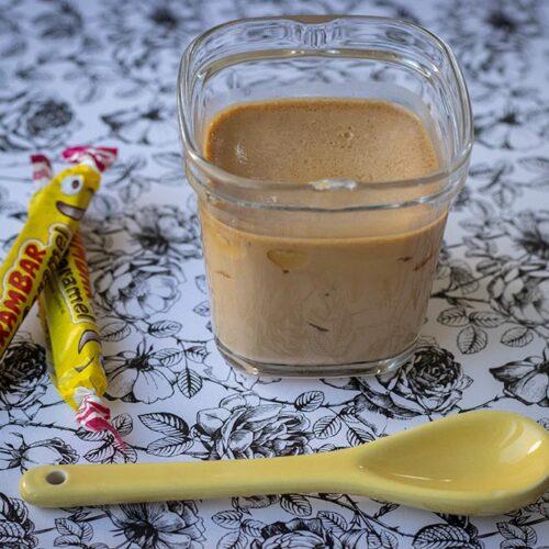 Crèmes dessert aux Carambar (à la Multidélices)