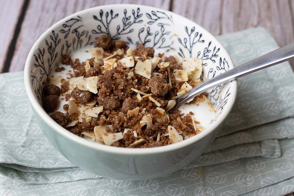 Crunchy Amandes - Spéculoos 2