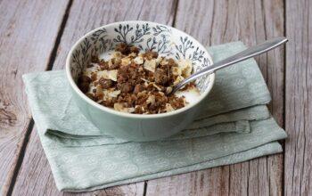 Crunchy Amandes - Spéculoos petit déjeuner
