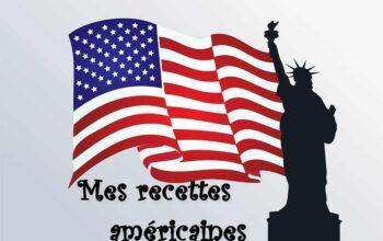 mes recettes américaines index de recettes Amérique Etats Unis