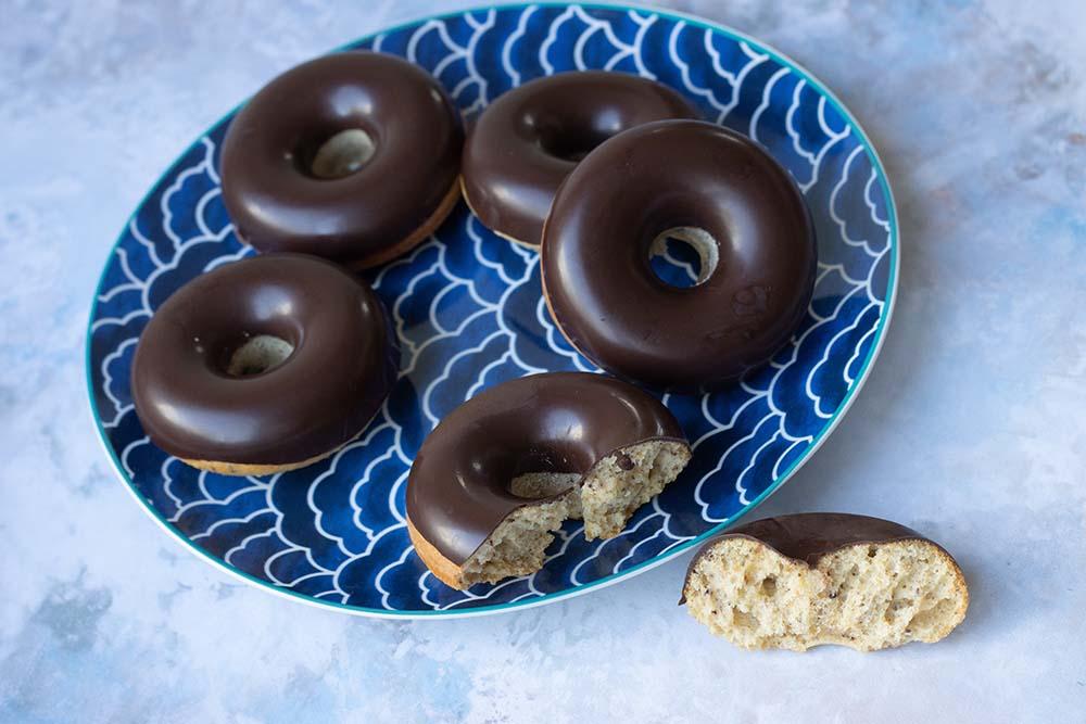Donuts aux noisettes