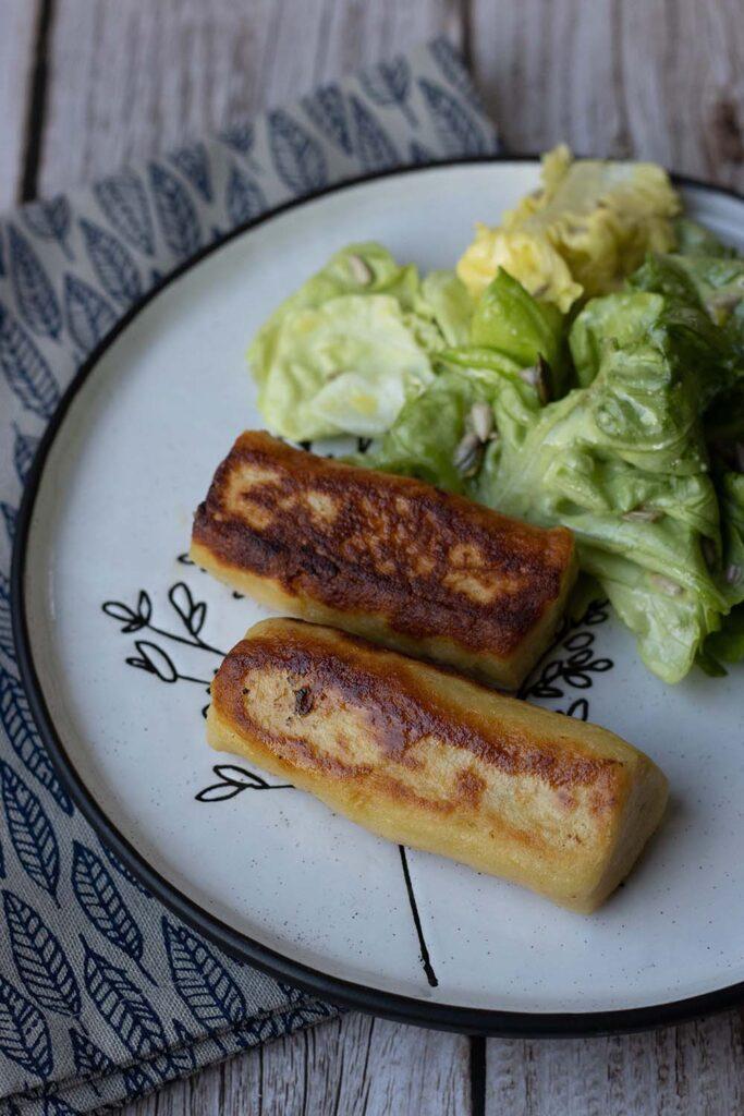 Grumbeerenüdle (Nouilles de pommes de terre alsaciennes) recette Alsace 3