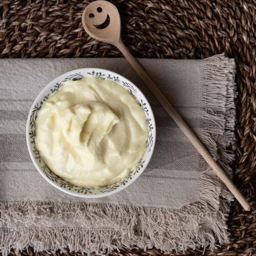 Mayonneige (Mayonnaise mousseline)