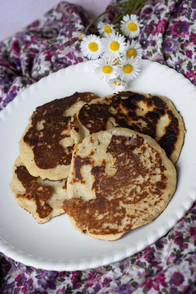 Pancakes Bananes Amandes 1