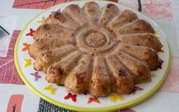 Tarte au thon provençale sans pâte moule tournesol Demarle Flexipan