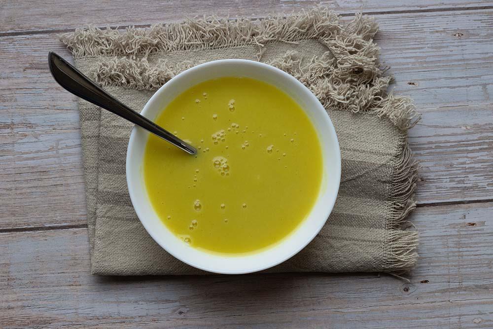 Velouté d'asperges (recette Détox) 1