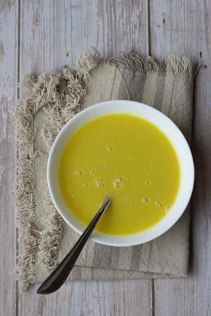 Velouté d'asperges (recette Détox) 2