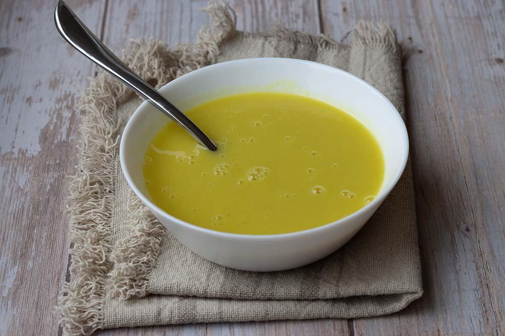 Velouté d'asperges (recette Détox)