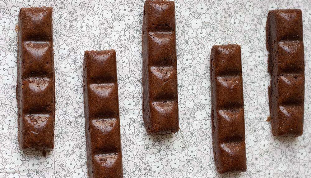Quattros moelleux au chocolat Quattro Demarle Flexipan
