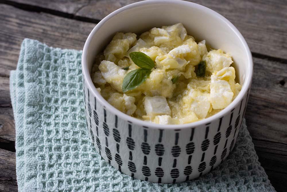 Salade de courgettes crues au citron vert 1