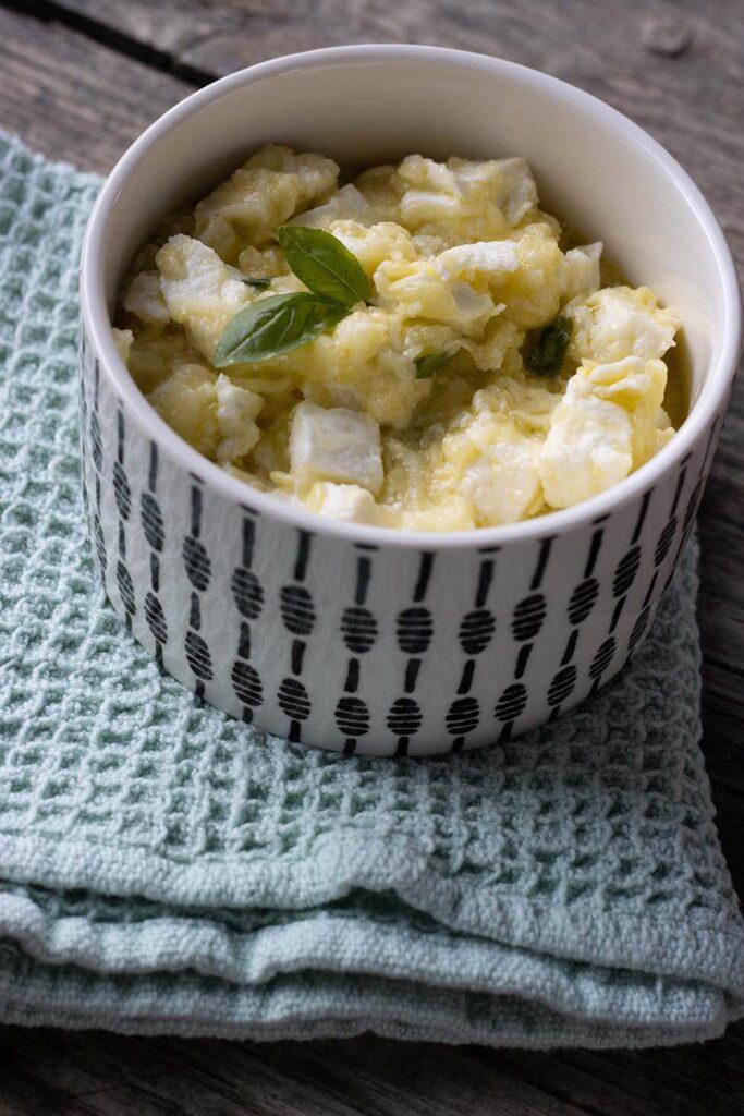 Salade de courgettes crues au citron vert 2