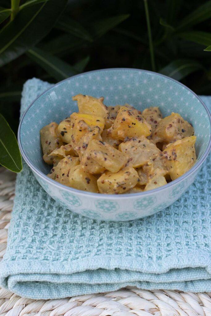 Courgettes à la moutarde 2