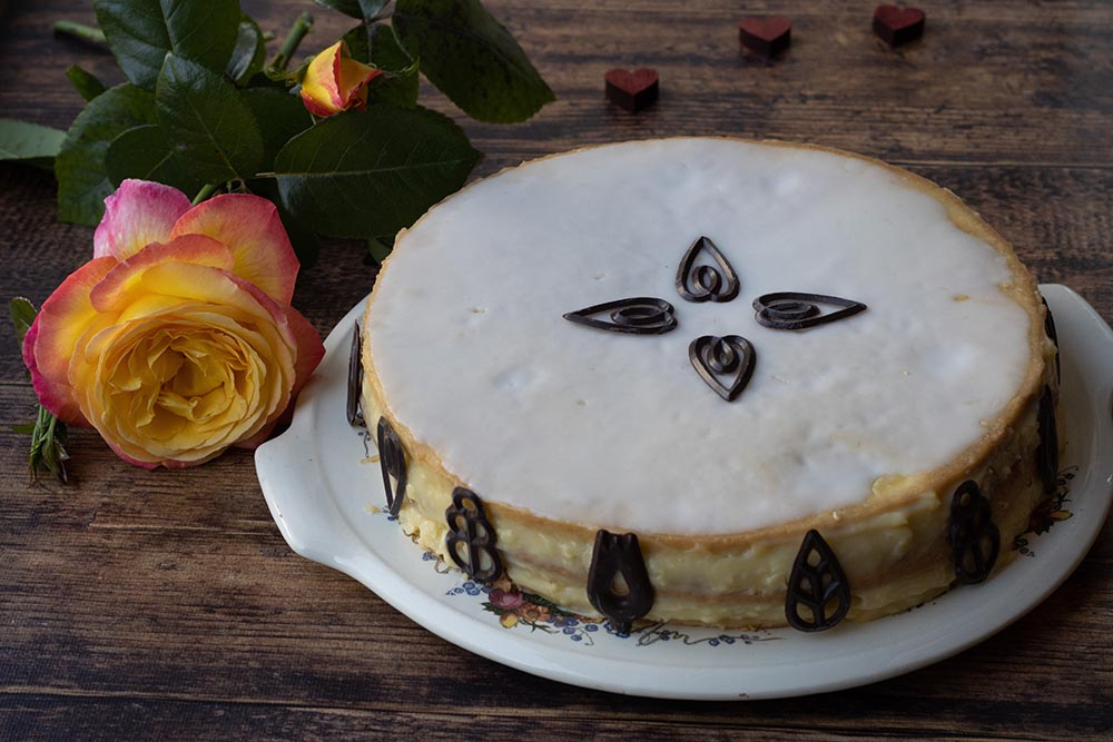 Deckelküeche ou Platteküeche (gâteau à étages alsacien) 1