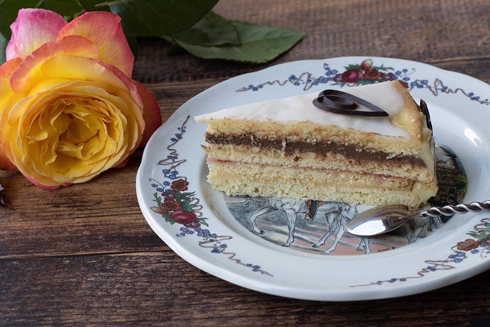 Deckelküeche ou Platteküeche (gâteau à étages alsacien) 3