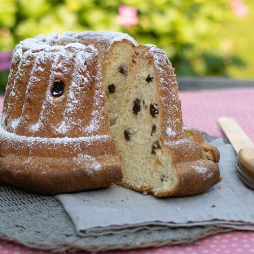 Kougelhopf de Christine Ferber recette alsacienne Alsace Kougelhof kouglof