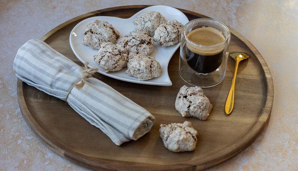 Wespennester petits gâteaux macarons alsaciens recette alsacienne
