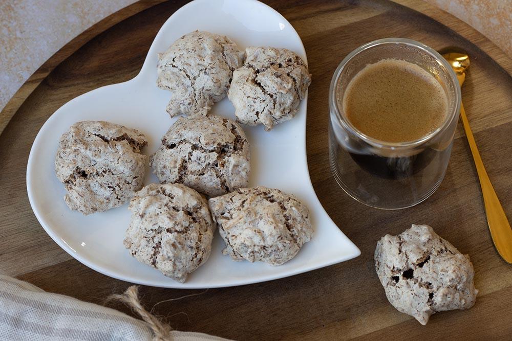 Wespennester petits gâteaux macarons alsaciens recette alsacienne 2