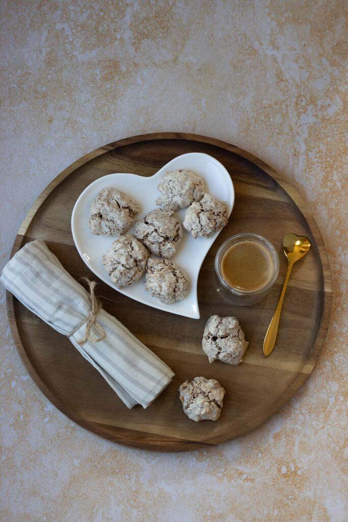 Wespennester petits gâteaux macarons alsaciens recette alsacienne 3