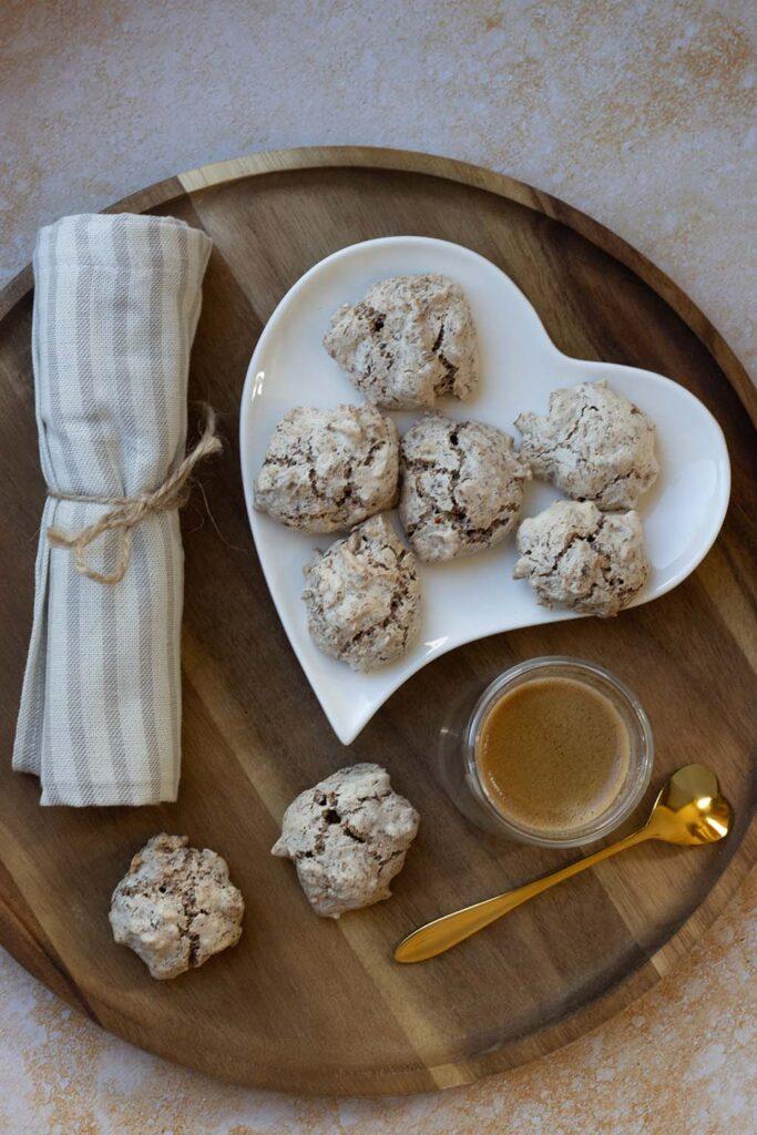 Wespennester petits gâteaux macarons alsaciens recette alsacienne 4